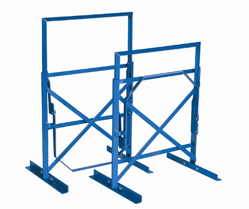 """""""One-Man"""" Casket Lift Supports"""