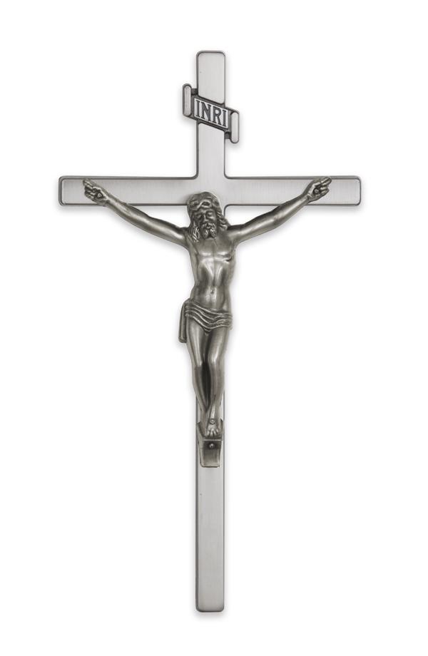 Antique Chapel Cross Crucifix