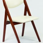 Chapel or Funeral Home Comfort Folding Chair.