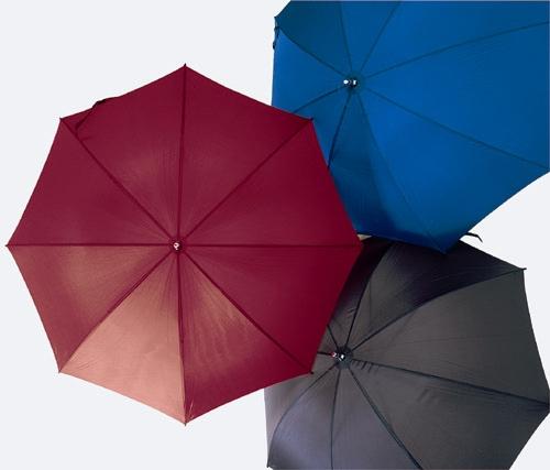 Coachman Umbrellas Black, Grey, White, Wine, Navy, Hunter Green