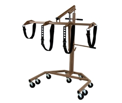 One-Man Hydraulic Casket and Body Lifter by Sampson